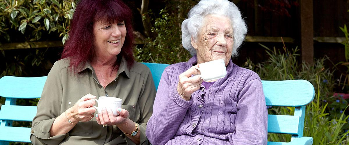 our mission is person centred care